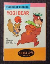 1969 March of Comics #337 YOGI BEAR Hanna-Barbera Promo FVF Child Life