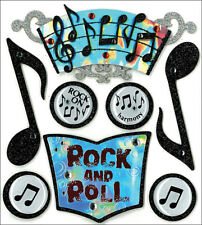 Jolee's Boutique Dimensional Stickers - Music Assorted