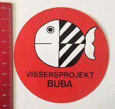 Pegatina/sticker: vissersprojekt buba (100616185)