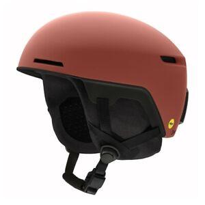 Smith Code MIPS Ski / Snowboard Helmet Adult Medium 55-59cm Matte Clay Red New