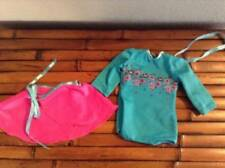 """Body Suit and Skirt for 18"""" American Girl Doll Xuc"""