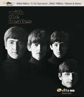 BEATLES / WITH THE BEATLES DTS-HD blu-ray MASTER AUDIO 5.1 SUROUND