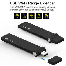 Wavlink N300 USB WIFI Repeater Wireless Range Extender With 2 Internal Antennas
