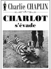Charlot s'évade film Pathe 9.5mm