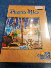 Puerto Rico - Rio Grande Games Board Game New!