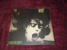 Juicy Lucy Lie Back And Enjoy It 1970 UK Vertigo Swirl 1st Pressing 1Y//1 2Y//2
