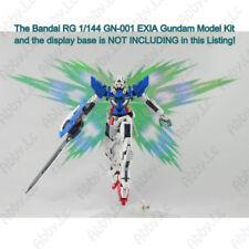 Conversion Wing Effect Parts For Bandai RG 1/144 GN-001 Exia Gundam 00 Model Kit