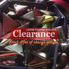 100pcs Wholesale Job Lot Mixed Colour Change Press Stud Double Sided Open Wallet