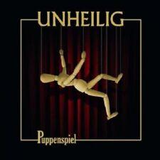 UNHEILIG - PUPPENSPIEL (RE-RELEASE)  CD  14 TRACKS CLASSIC ROCK/ELECTRO POP NEW+