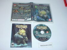 BIOSHOCK 2 game complete in case w/ manual - Sony Playstation 3 PS3