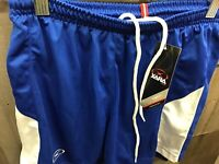 Womens Xara Victoria Soccer Shorts Blue / White Size Small New With Tag