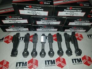 Rocker Arm Set of (8) fits Datsun L16, L18, L20B Engines,510 521 610 620 710 720