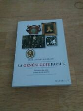 La Genealogie Facile - Jean-louis Beaucarnot