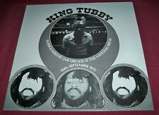 KING TUBBY Surrounded By The Dreads, National Arena Sept. 1975 - VINYL LP REGGAE