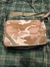 Zoo York cross body shoulder Bag / Book Bag / messenger bag  Surplus Dept. Camo