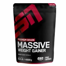 Massive Weight Gainer 8,73€/kg ESN 4000g Masse Kohlenhydrate