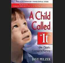 A CHILD CALLED IT by Dave Pelzer paperback FREE SHIPPING child abuse torture