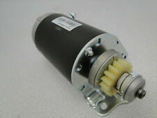 8M101 NEW STARTER MOTOR BRIGGS AND STRATTON to Fit Husqvarna ride on lawn mowers