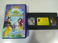 La Bella Durmiente Walt Disney 1995 - VHS Cinta Tape Español