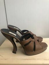 Prada Heels Size 41 Made In Italy