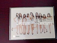 Snsd Girls Generation Super Rare GG002 Scratch PhotoCard Star Card Un Sratched 2