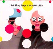 PET SHOP BOYS - Greatest Hits 2CD  2016 NEW!!!