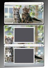 Cat Kitten Kitty Alley Shorthair Cute Pet Skin Cover #2 for Nintendo DS Lite