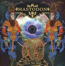 MASTODON CRACK THE SKYE CD 2009 PROG METAL SANDERS HINDS DAILOR MINT