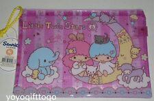 2014 Sanrio Little Twin Stars Multipurpose Bag pencil bag Pouch Mesh Bag ( M )