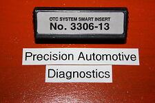 OTC-3306-13 Smart Insert Saturn SRS Genisys Determinator Scanner Cable System