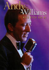 ANDY WILLIAMS MOON RIVER AND ME DVD BRAND NEW FACTORY SEALED!!