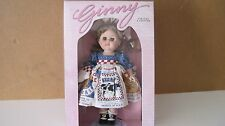 """8"""" Ginny Doll, Barbecues, Poseable with Stand by Vogue 1995, Mint!"""