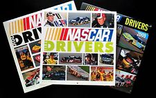 3! - Collectible Nascar Drivers Calendars 2009-10-11 Kenseth Harvick Bowyer etc