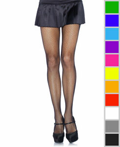 New Leg Avenue 9001A Halloween Special Fishnet Tights Pantyhose