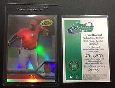 2005 eTopps #220 Ryan Howard RC - Phillies Baseball #/2000 In-Hand FREE SHIP⚾️