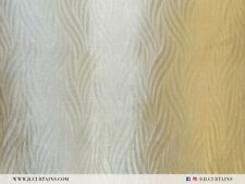 Gold Curtain Cushion Fabric Upholstery Material
