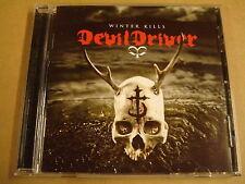 CD / DEVIL DRIVER - WINTER KILLS