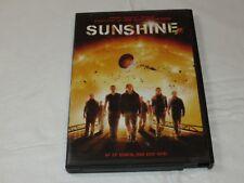Sunshine Dvd 2008 Sci-Fi & Fantasy Rated-R Rose Byrne Cliff Curtis Chris Evans