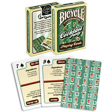 Bicycle Cocktail Deck - Playing Cards - Magic Tricks - New