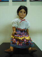 RETIRED 1997 Pleasant Company American Girl Josefina Doll