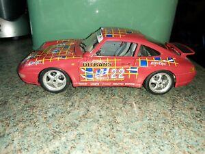 Bburago Porsche 911 Carrera 1993 1:18 Unboxed.