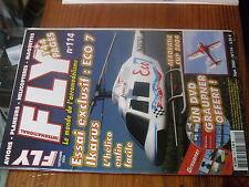 µ?§ Revue Fly n°114  plan encarté Messerschmitt Me 163 B-1 Komet / Laser 200 S13