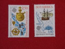 1992-EUROPA - 2 TIMBRES NEUFS