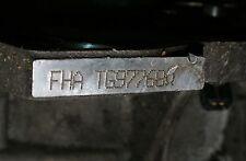 MOTORBLOCK Ford Fiesta 66 KW ab 1996 79000 km code FHA