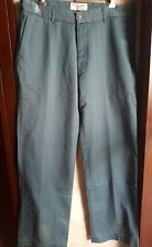 PENGUIN MEN'S CLASSIC FIT TROUSERS,BLUE SIZE 34