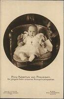 Adel Monarchie ~1910 Prinz Hubertus von Preussen Sohn des Kronprinzen-Paares
