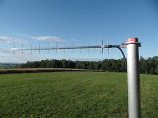 Booster WLAN Antenne Richtantenne Yagi 4m LOW LOSS Kab RP-SMA 14 Elemente stark