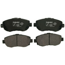 Disc Brake Pad Set Front Federated D619C