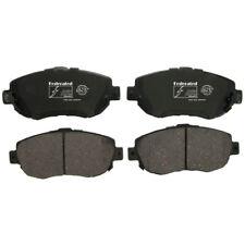 Disc Brake Pad Set-Natural Front Federated D619C
