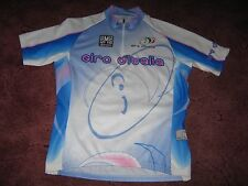 GIRO D'ITALIA TOUR OF ITALY SANTINI CYCLING JERSEY [44/46 M]